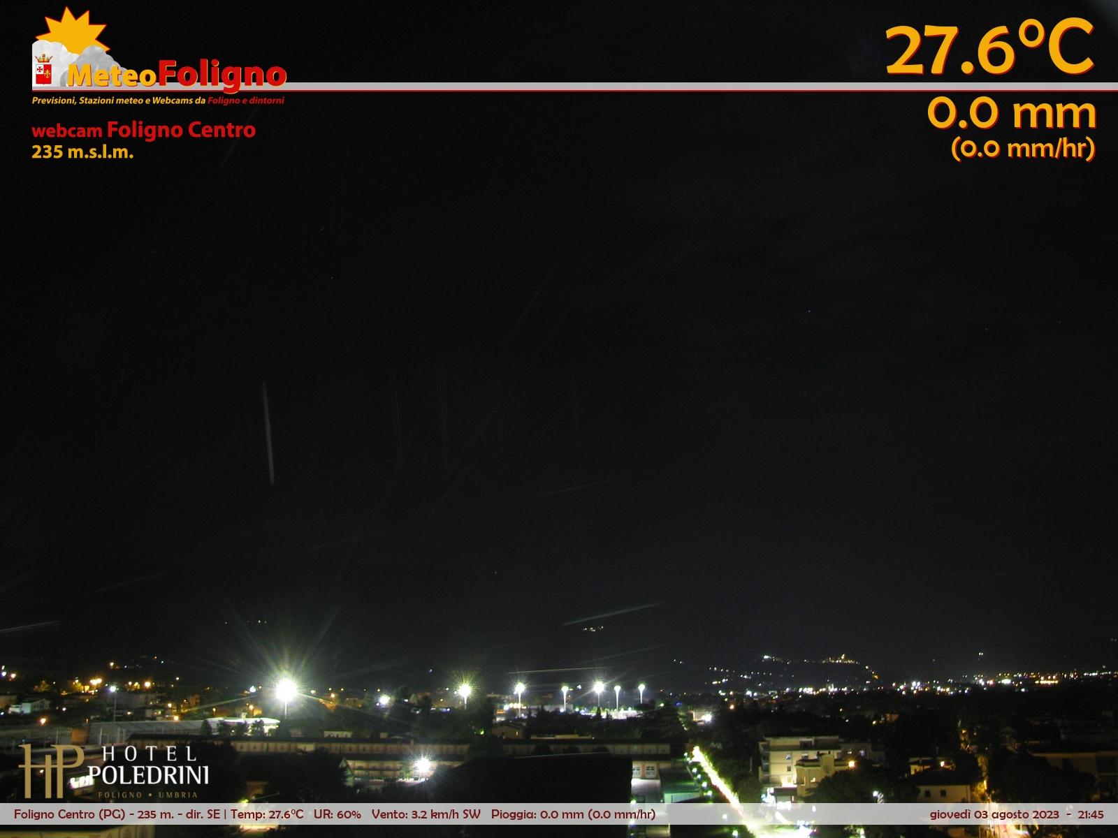 FOLIGNO CENTRO - 235 m - DIR. SE